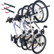 Qualward Bike Wall Mount Storage Rack for Garage