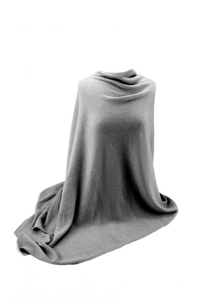 Pure Cashmere Travel Wrap Storage Bag