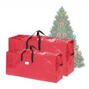 Elf Stor Christmas Bags Redarge for 7.5 Extra Large