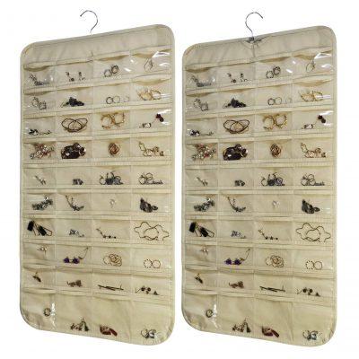 Organizer Hanging Accessories Storage with 80 Pockets