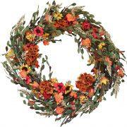 The Wreath Depot Nashua Blossom Fall Front Door Wreath
