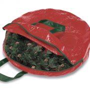 Whitmor Christmas Wreath &Garland Storage